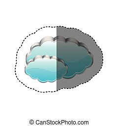cound data network icon