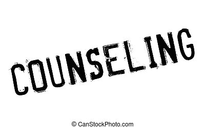 Counseling rubber stamp