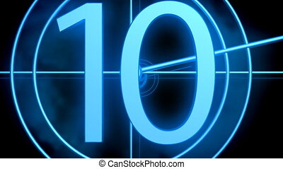 Countdown - 3D countdown
