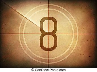 countdown, acht