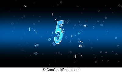 Countdown and Snowflake