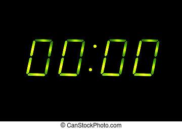 countdown, null, digital