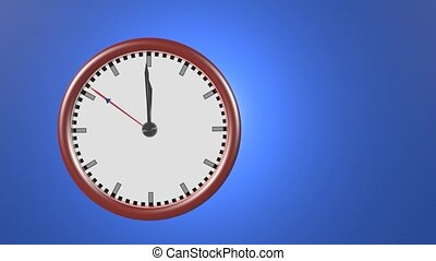 Countdown to deadline