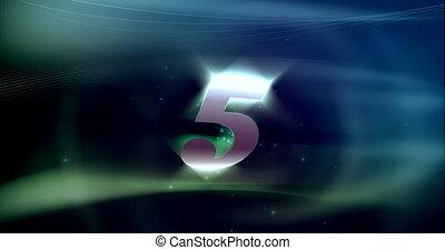 Countdown to new years
