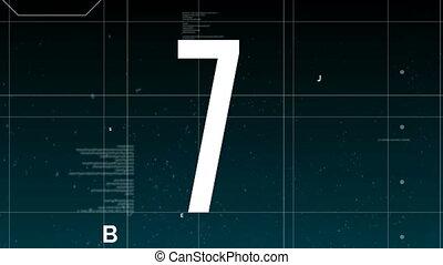 Countdown Video