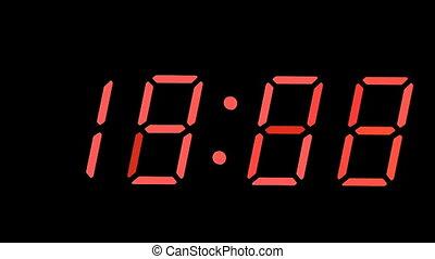 Counter - Digital countdown clock