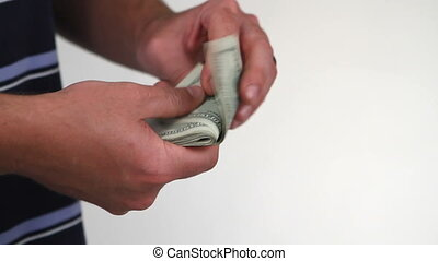 Counting Currency