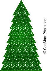 Country Christmas Tree