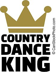 Country dance king