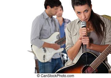 country female singer