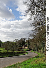 Country Lane, UK