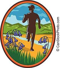 country-marathon-runner-frnt-bluebel, ls-oval