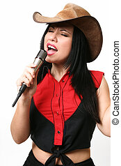Country Music Singer