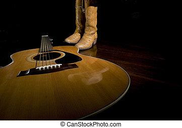 Country Music Symbols