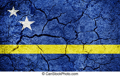 Country of Curacao flag
