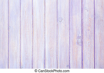 Country purple wooden table