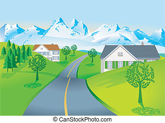 country road illustrations and clip art 11 869 country road royalty rh canstockphoto com country clips new deer country clip dog grooming