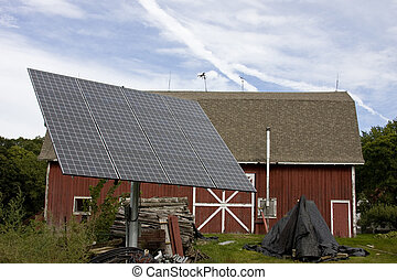 country solar panel