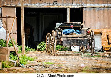 country wagon