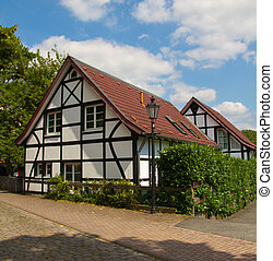 Countryhouse - House in old Style in Germany