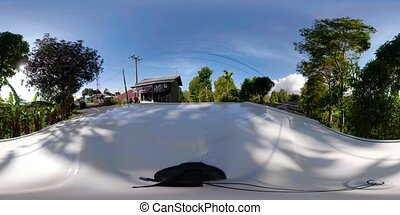 Countryside in Asia Bali, Indonesia vr360 - vr360...
