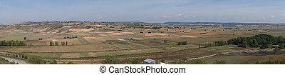 Castilla la Mancha - Countryside in Castilla la Mancha,...