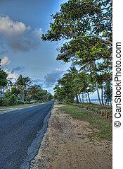 Countryside of Queensland, Australia