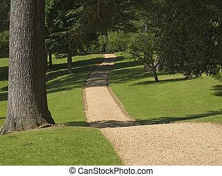 Countryside Walk - Countryside walk in a rural setting