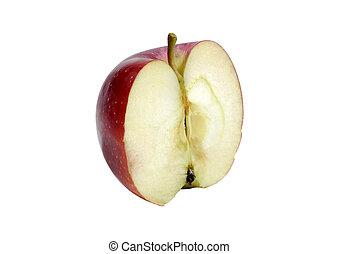 coupé, pomme