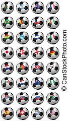 coupe monde, 2010