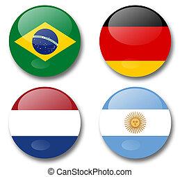 coupe monde, 2014
