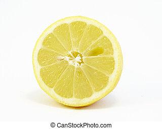 couper, citron