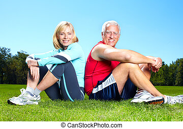 couple., фитнес
