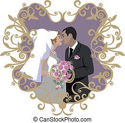 couple, 09, mariage