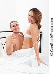 couple, avoir sexe