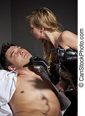 Couple Domination Games - Couple domination and sex games in...