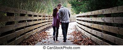 couple, engagé