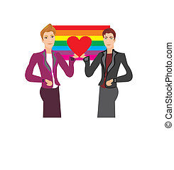 couple, gay