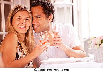 couple, heureux