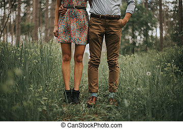 couple, hipster