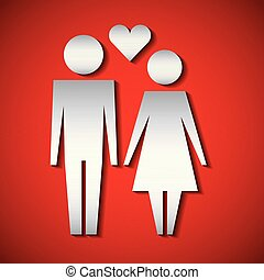 couple holding hands love heart family protection