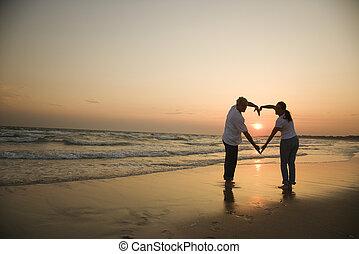 couple, love.