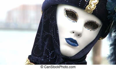 couple, masqué