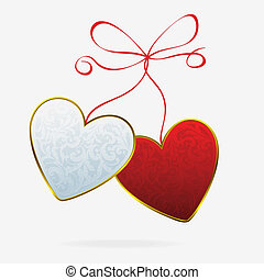 couple of hearts
