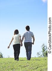 couple, partir