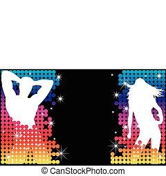 Couple Party Dots