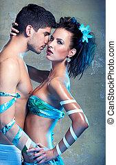 couple, passion