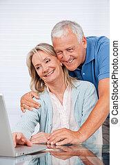 couple, portable utilisation