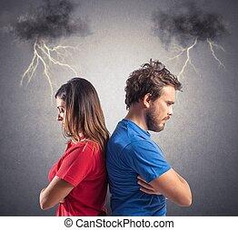 couple, problème