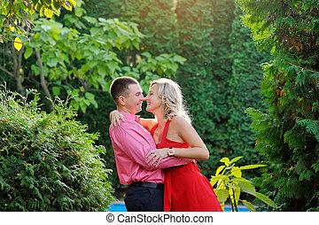 couple, rigolote, rire